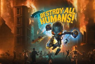 VIDEO | Tráiler y fecha de lanzamiento del remake de Destroy All Humans