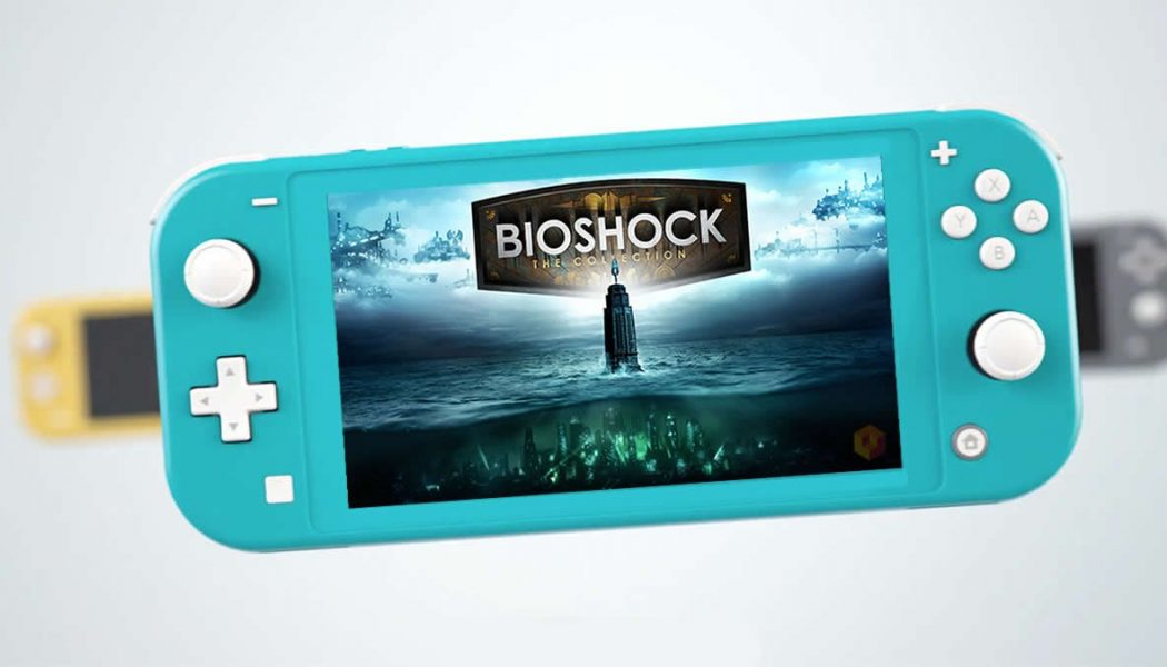 VIDEO | Comparativa de BioShock en Switch vs Xbox y PS4