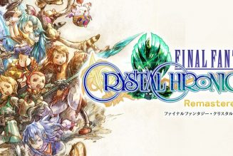 Fecha de estreno de Final Fantasy: Crystal Chronicles Remastered