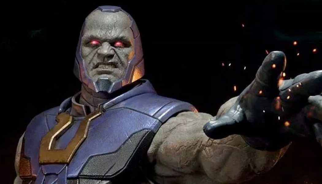 Darkseid confirmado para el Snyders Cut de Justice League