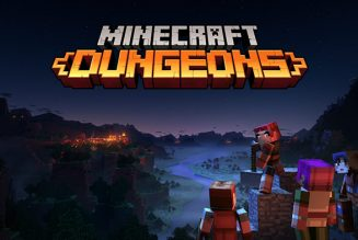 VIDEO | Nuevo gameplay de Minecraft Dungeons