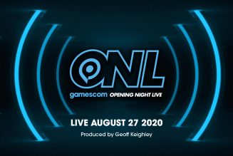 Fecha del evento digital Gamescom 2020