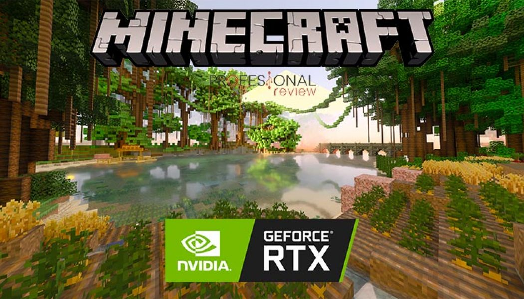 VIDEO | Llegan cinco nuevos mundos a Minecraft con RTX