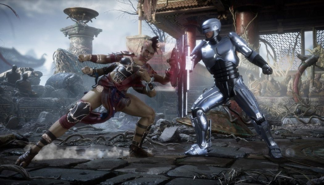 VIDEO | Ve dos brutalities de RoboCop en Mortal Kombat