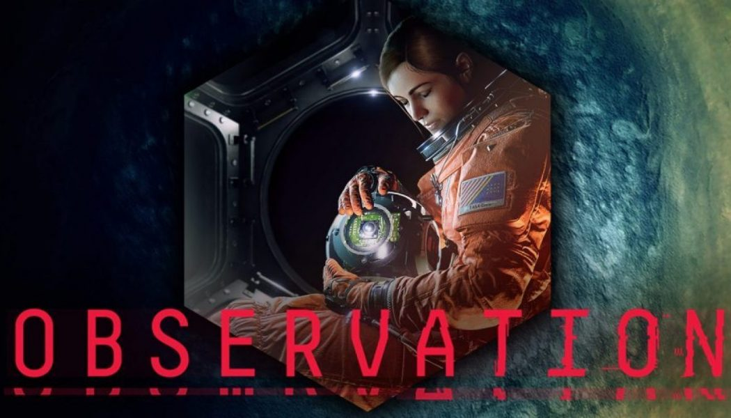 Observation ya está disponible en Steam con un gran descuento