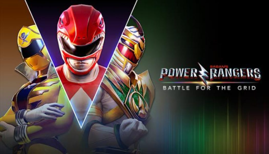 Todo lo que llegará a Power Rangers: Battle for the Grid