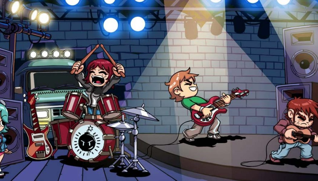 RUMOR | Podrían relanzar Scott Pilgrim vs the World: The Game