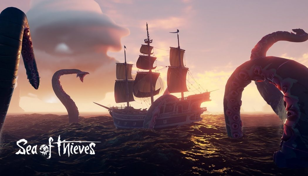 Fecha de lanzamiento de Sea Of Thieves en Steam