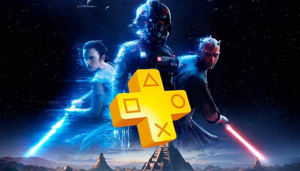 Battlefront II llegará en junio a PlayStation Plus