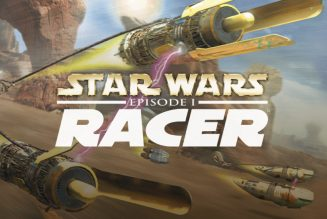 Star Wars Episode 1: Racer retrasa su llegada a PS4 y Switch