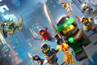 The LEGO Ninjago Movie está gratis para Xbox One