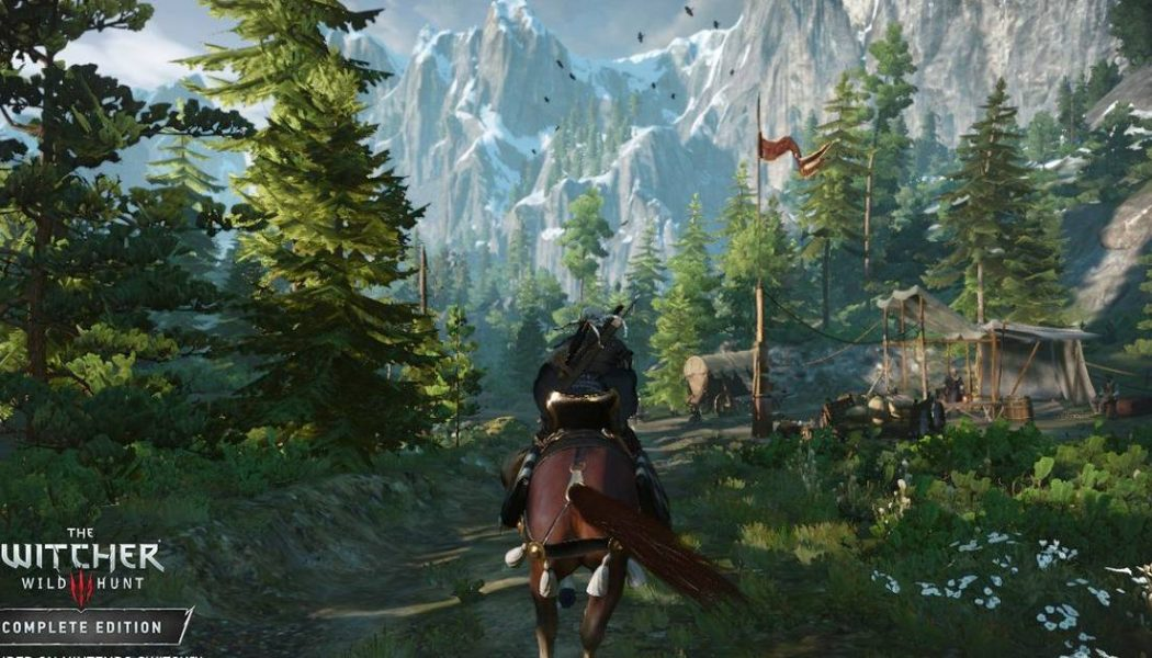 CD Project RED explica el funcionamiento de The Witcher 3
