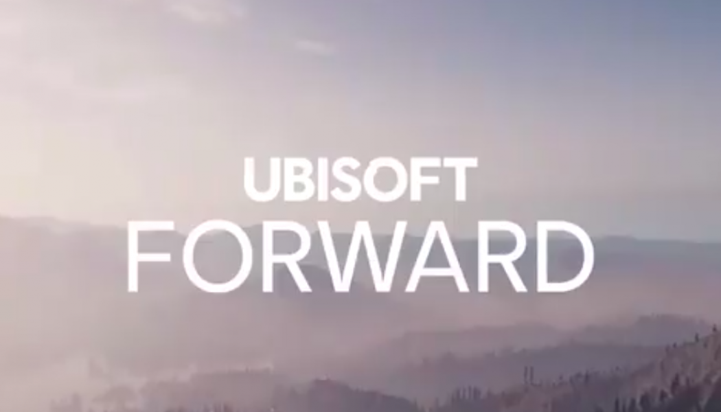 El evento digital Ubisoft Forward se llevará a cabo en julio