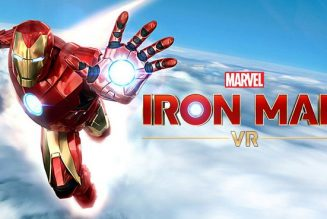 Ya está disponible la demo de Marvel's Iron Man VR