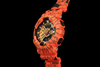 Casio y Dragon Ball se unen en un nuevo reloj G-Shock