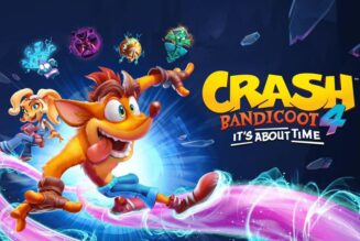 VIDEO | Gameplay de Crash Bandicoot 4: It's About Time
