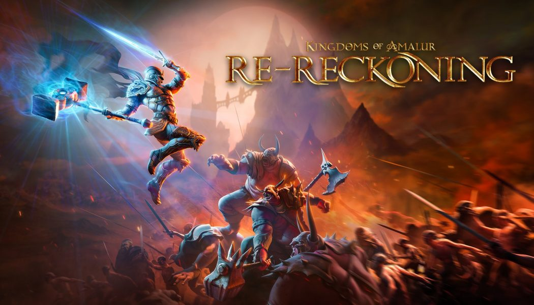 Anuncian oficialmente Kingdoms of Amalur: Re-Reckoning