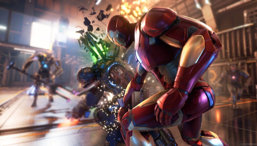 Marvel's Avengers de PS4 tendrá mejoras para PlayStation 5