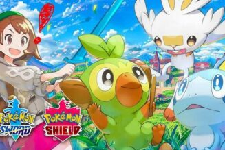 Revelan información del próximo DLC de Pokémon Sword and Shield