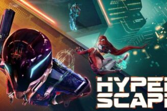VIDEO | Anuncian Hyper Scape con beta para Twitch