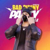 RUMOR   Bad Bunny tendría su Party Royale en Fortnite
