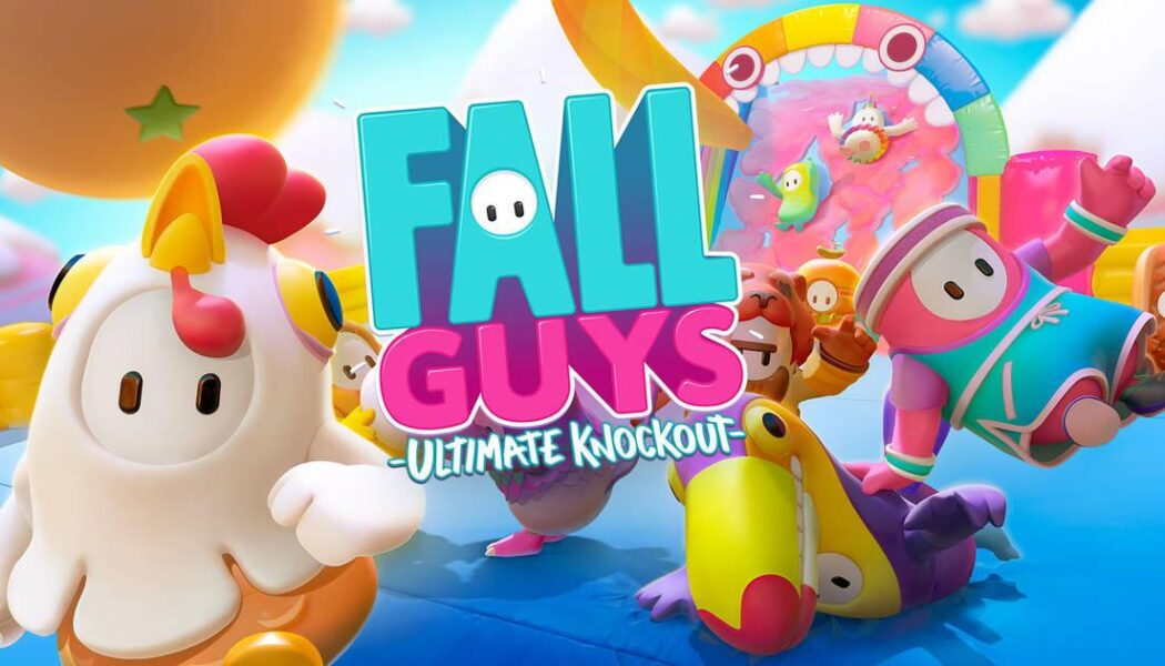Fall Guys llega gratis a PlayStation Plus de PlayStation 4